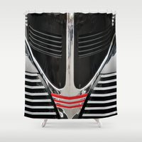 dalek Shower Curtains featuring Dalek or Cylon? by Photos By Healy