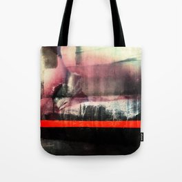 Morphine lips stop us crying out for...(More) Tote Bag