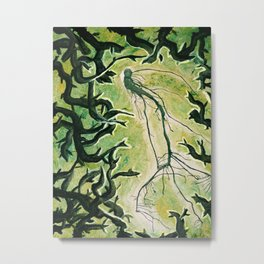 Nature Spirit Metal Print
