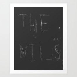 The Nils Art Print
