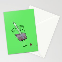 bbl tee Stationery Cards