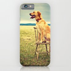DogOnChair iPhone 6s Slim Case