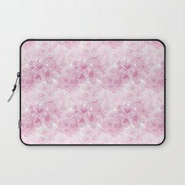 Pink Cherry Blossom Laptop Sleeve