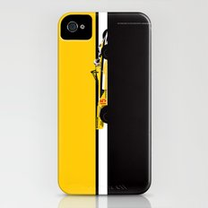 Alain Prost, Renault RE30, 1981 Slim Case iPhone (4, 4s)