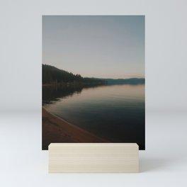 Big Bear Lake, San Bernardino County, CA Mini Art Print