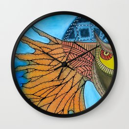 Annunciation of Kame Wall Clock