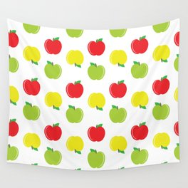 Apple Delight Wall Tapestry