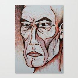 Visage 6 Canvas Print