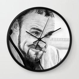 """ The Original Sexy"" Wall Clock"