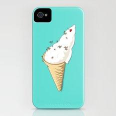 Ant Ski iPhone (4, 4s) Slim Case