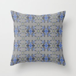 Shears in game Throw Pillow
