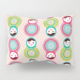 From Russia with Love Pillow Sham