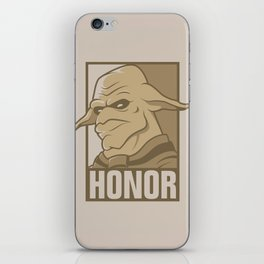 For the Honor iPhone Skin