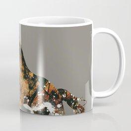 Ice Horse Coffee Mug