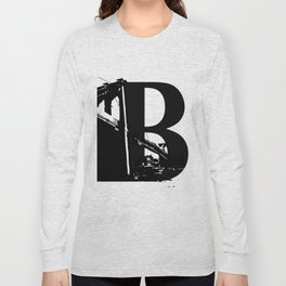 Be As In Brooklyn Long Sleeve T-shirt