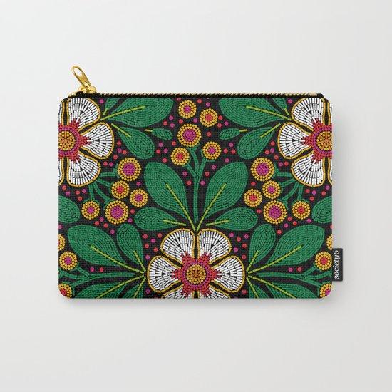 CLUSIA MARACATU Carry-All Pouch
