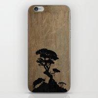 safari iPhone & iPod Skins featuring Safari by Last Call