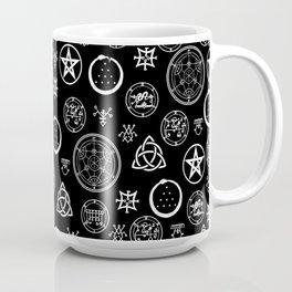 Occult Noir Coffee Mug