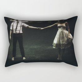 abyss of the disheartened : IX Rectangular Pillow