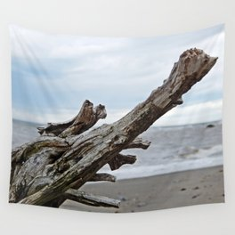 Natural Driftwood Wall Tapestry
