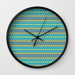 stripes1 Wall Clock