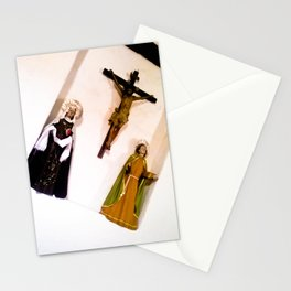 Virgins and Jesus. Stationery Cards
