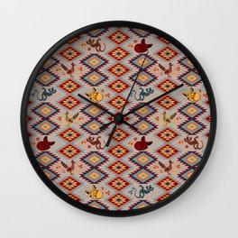Desert World Wall Clock