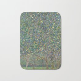Gustav Klimt - Pear Tree Bath Mat