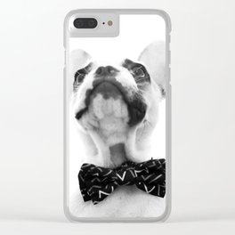Marcel Le Frenchy Clear iPhone Case