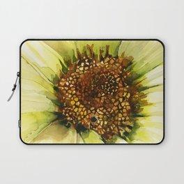 Daisy Disc Florets Laptop Sleeve