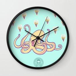 Octocry Wall Clock
