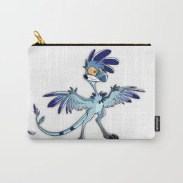Frantz the Archaeopteryx Carry-All Pouch