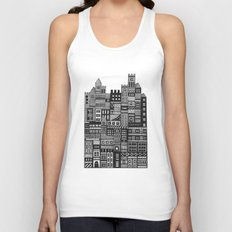 Castle Infinitus Unisex Tank Top
