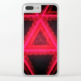 REDTOOTH Clear iPhone Case