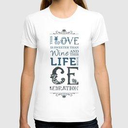 Sweeter T-shirt