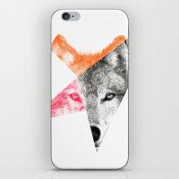 eric fan iPhone & iPod Skins featuring Wild - by Eric Fan and Garima Dhawan by Eric Fan
