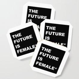 The Future Is Female* Coaster