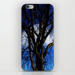 Mr Blue Sky. iPhone Skin