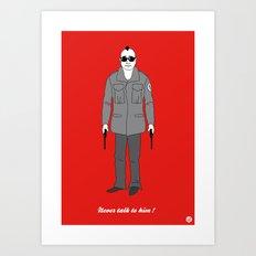 Martin #2 (Cameo One Shot) Art Print