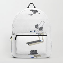 fitness club Backpack