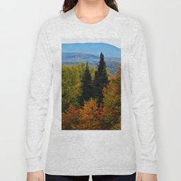 Mont Albert From Afar Long Sleeve T-shirt