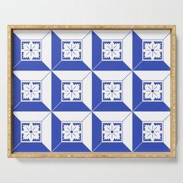 Azulejos Serving Tray