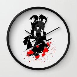 Uchiha's Brother Wall Clock