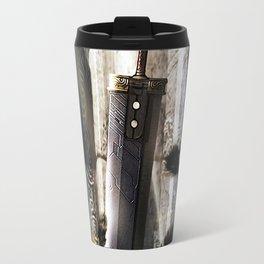 A Hero's sword Travel Mug