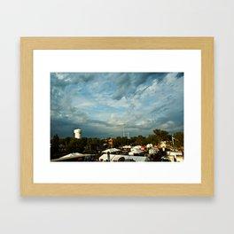 Minnesota State Fair Framed Art Print