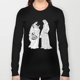 Roman Sisters Long Sleeve T-shirt