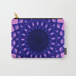 Modern & Decorative Star Pattern Carry-All Pouch