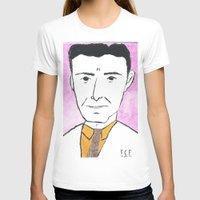 fitzgerald T-shirts featuring F. Scott Fitzgerald with a Tie by DestructionPischke