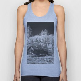 CABIN IN THE WOODS Unisex Tank Top