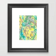 M025 Framed Art Print